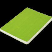 Блокнот деловой Buromax Color Tunes, А5, 96 стр., салатовый, без разлиновки (BM.295000-15)