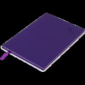 Блокнот деловой Buromax Touch Me, А5, 96 стр., фиолетовый, без разлиновки (BM.295002-07)
