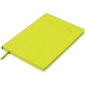 Блокнот деловой Buromax Touch Me, А5, 96 стр., салатовый, без разлиновки (BM.295002-15)