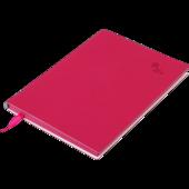 Блокнот деловой Buromax Touch Me, А5, 96 стр., малиновый, без разлиновки (BM.295002-29)
