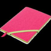 Блокнот деловой Buromax Lollipop, А5, 96 стр., розовый, без разлиновки (BM.295003-10)