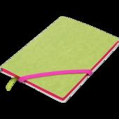 Блокнот деловой Buromax Lollipop, А5, 96 стр., салатовый, без разлиновки (BM.295003-15)