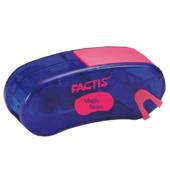 Ластик + точилка Factis MAGIC BEAN, ассорти (fc.F4715215)