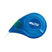 Ластик Factis SNAIL в пластиковом чехле, ассорти (fc.PTF1230)