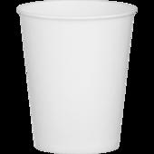 Стаканы одноразовые бумажные BuroClean, белые, термо, 180 мл, 50 шт (1080021)