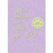 Ежедневник недатированный Buromax FATTORE, A5, 288 стр., фиолетовый (BM.2060-07)