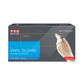 Перчатки Pro Service Professional виниловые 100 шт L (pr.17201000)