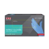 Перчатки Pro Service Standart нитриловые синие 100 шт S (pr.17402520)