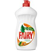 Средство для мытья посуды Fairy Апельсин и лимонник 500 мл (s.14016)