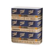 Полотенца целлюлозные Selpak Professional Premium двухслойные листовые Z-сложения 235х240 мм 20 уп. по 200 л. Белые (sp.86875)