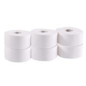 Папір туалетний Tischa Papier Джамбо Basic целлюлозний 8 рул (ti.203021)