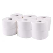 Папір туалетний Tischa Papier Джамбо Basic целлюлозний 12 рул (ti.203030)