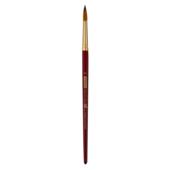 Кисть синтетика, Zibi Cherry 6970, круглая 10, короткая ручка, ART Line (Кисть синтетика, Zibi Cherry 6970, круглая 10, короткая ручка, ART Line (ZB.6970SFT-10))